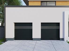 Att välja rätt garageport. Olika typer av garageportar, för- och nackdelar