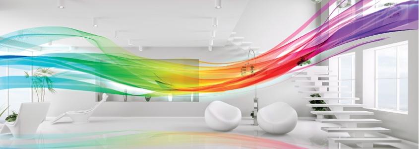 Smart LED RGB + W ljus
